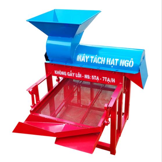 Máy Tách Hạt Ngô Sàng Rung TC700 hinh anh 1