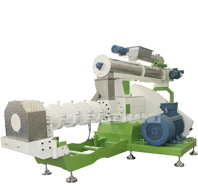 Máy đùn nguyên liệu thô SPHG 8000c hinh anh 1