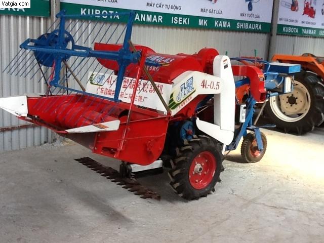 Máy gặt lúa liên hoàn 4L - 0.5 hinh anh 1