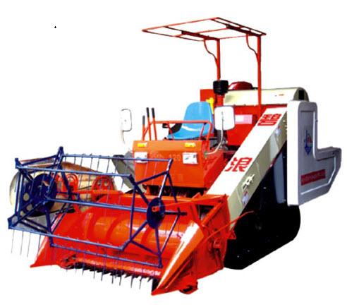 Máy gặt đập liên hợp 4lz-130 hinh anh 1