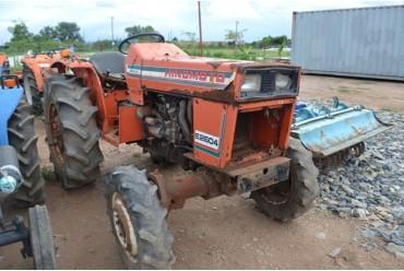 Máy cày HINOMOTO E2604 4WD hinh anh 1