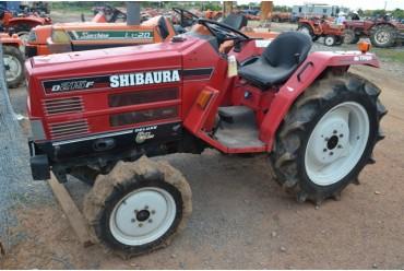 Máy cày SHIBAURA D215F 4WD hinh anh 1