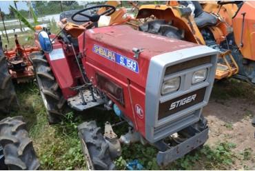 Máy cày SHIBAURA SL1543 4WD hinh anh 1