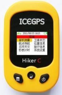 Máy GPS Đo Diện Tích HikerC hinh anh 1