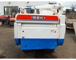 Máy gặt lúa ISEKI HF322G hinh anh 1