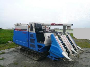Máy gặt đập liên hợp Iseki HL407 hinh anh 1