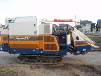 Máy gặt đập liên hợp Iseki JAPAN5 HJ575G hinh anh 1