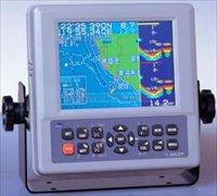 Máy định vị-dò cá-hải đồ màu V-6802P hinh anh 1