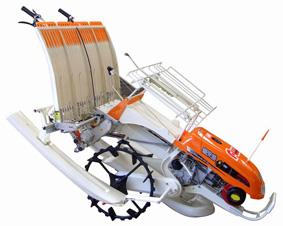 Máy cấy lúa 4 hàng tay cấy Robot SLRT-455 hinh anh 1
