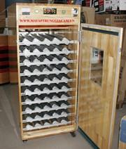 Máy ấp trứng gia cầm tự động GC-800 hinh anh 1