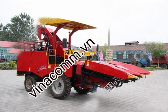 Máy thu hoạch ngô liên hợp LH-3 50hp hinh anh 1