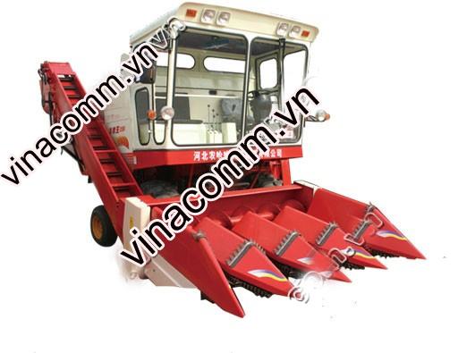 Máy thu hoạch ngô liên hợp LH-4 hinh anh 1