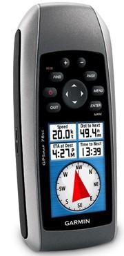 Máy định vị cầm tay GPS Garmin GPSMAP 78SC hinh anh 1