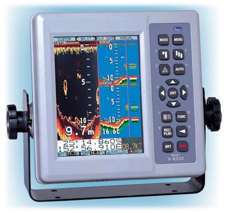 Máy dò cá JMC V-8202 hinh anh 1