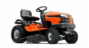 Máy cắt cỏ người lái Husqvarna LT 154 hinh anh 1