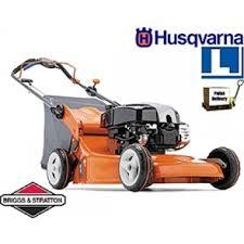Máy cắt cỏ tự đẩy Husqvarna R153SV hinh anh 1