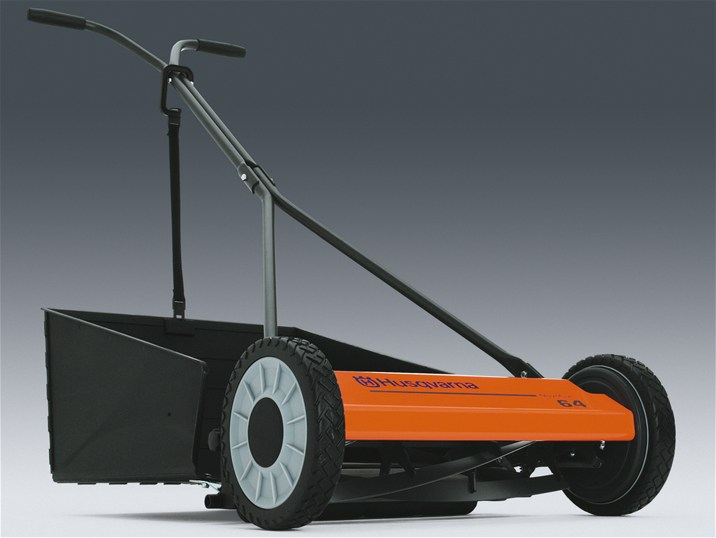 Máy cắt cỏ đẩy tay Husqvarna 54 hinh anh 1