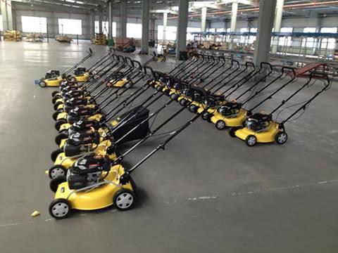 Máy cắt cỏ One Power LR46AS hinh anh 1