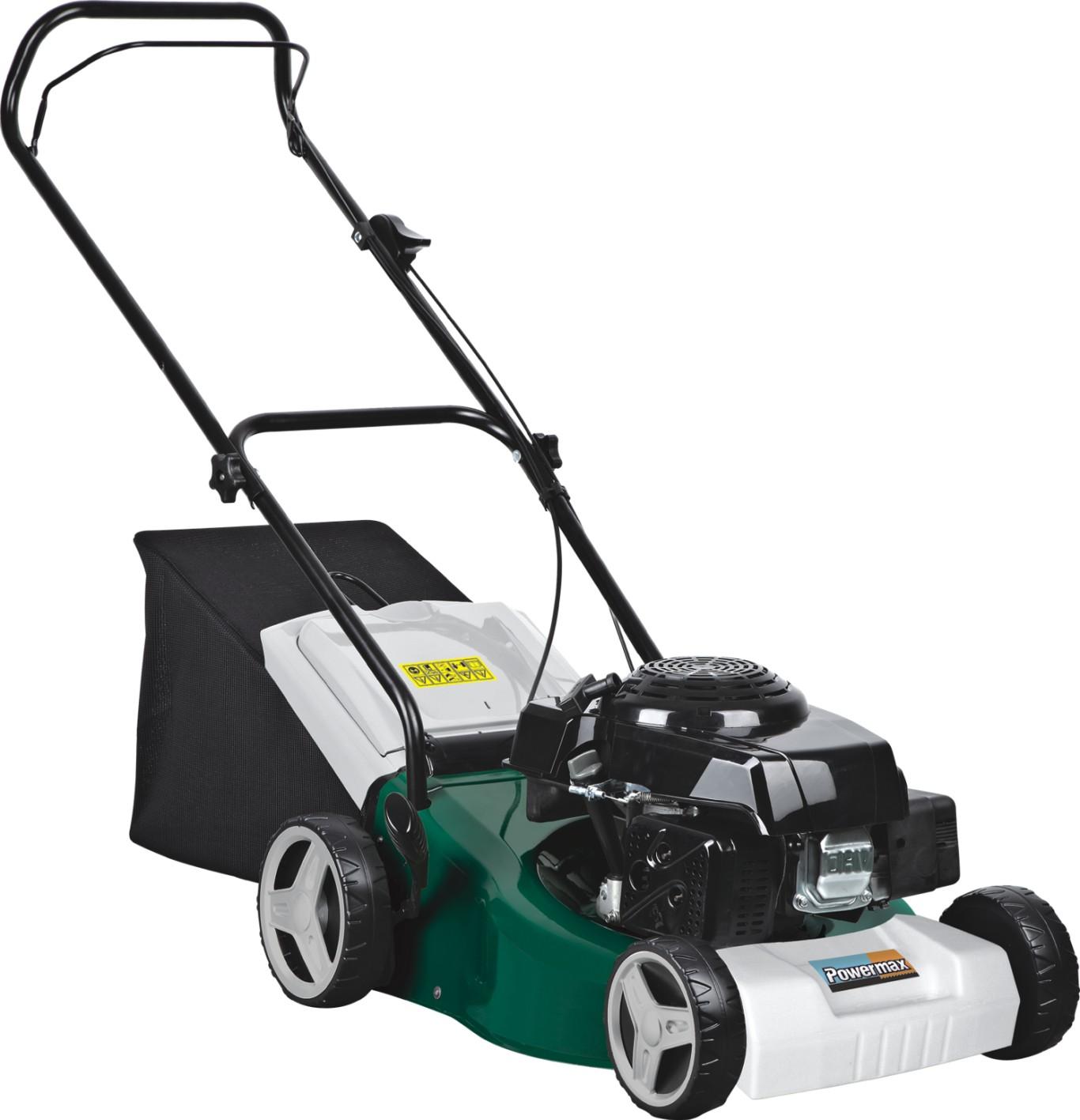 Máy cắt cỏ đẩy tay One Power LG46CP hinh anh 1