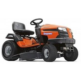Máy cắt cỏ người lái Onepower LT-154 hinh anh 1