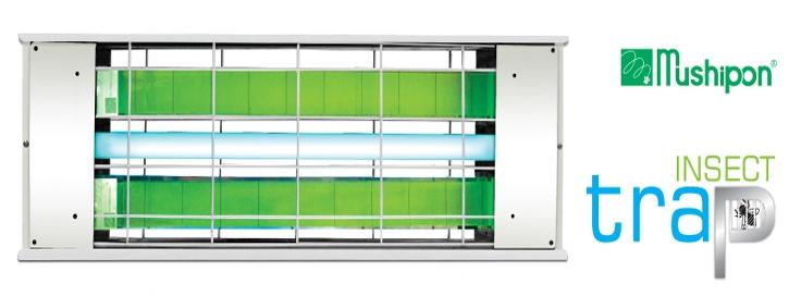 Đèn diệt côn trùng bằng keo dính Mushipon MPS-2000M hinh anh 1