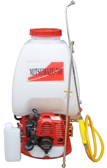 Máy phun thuốc sâu Mitsumazu-768 hinh anh 1