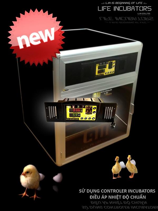 Máy ấp trứng 200 L.IN điều áp LDI-200 hinh anh 1