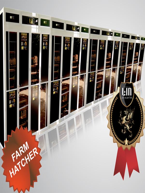 Máy ấp trứng 22.400 trứng CONVECTION LIC-22400 hinh anh 1