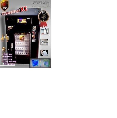 Máy ấp trứng CONVECTION LX2-300 hinh anh 1