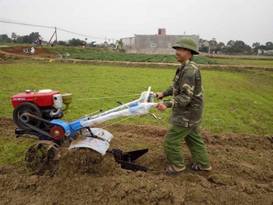 Máy làm đất cho mía và cây công nghiệp 1Z-41B hinh anh 5