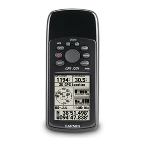 Thiết bị định vị Garmin GPS 72H hinh anh 4