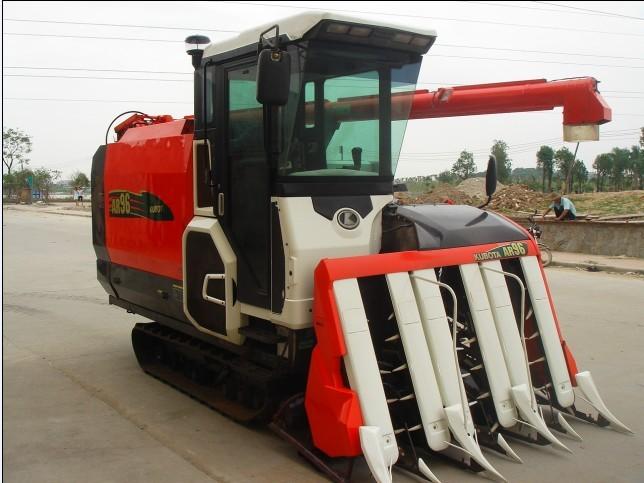 Máy gặt đập liên hợp Kubota Ar96 hinh anh 2