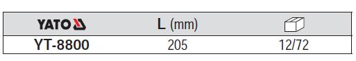 Kéo tỉa cành cây YT-8800 hinh anh 2