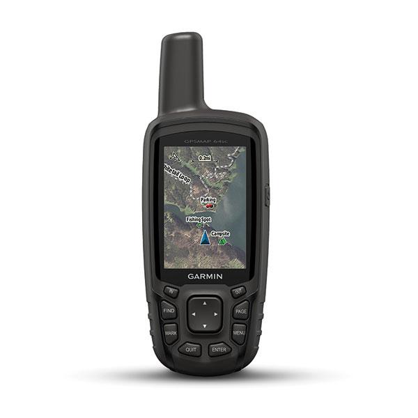 Máy định vị cầm tay GPSMAP 64sc hinh anh 9
