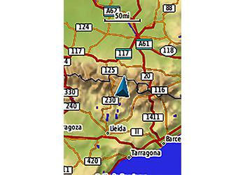 Máy định vị cầm tay GPSMAP 64sc hinh anh 3