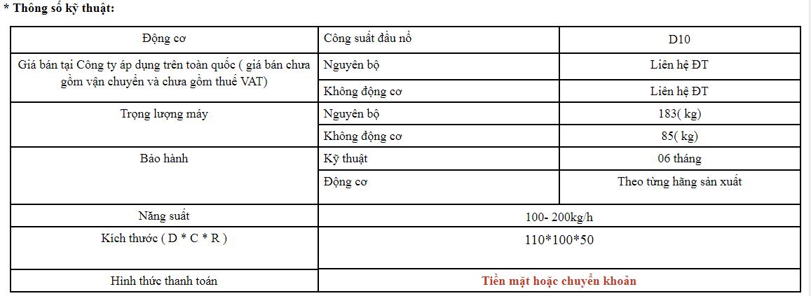 Máy Ép Cám Viên Trục Đứng OKASU OKA-S200 (Dùng Đầu Nổ) hinh anh 6