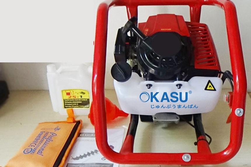 Máy khoan đất OKASU OKA-2PS hinh anh 2