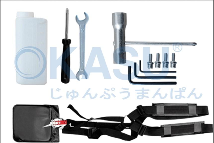 Máy cắt cỏ OKASU OKA-430B hinh anh 3