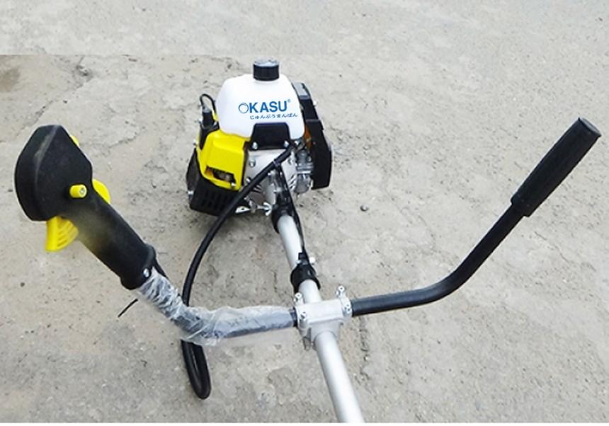 Máy cắt cỏ OKASU CX-411G hinh anh 3
